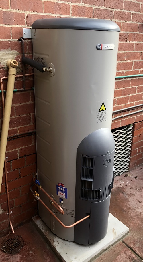 hot water service replacement melbourne