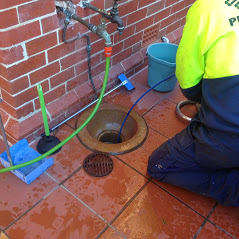 Blocked drain Abbotsford Melbourne
