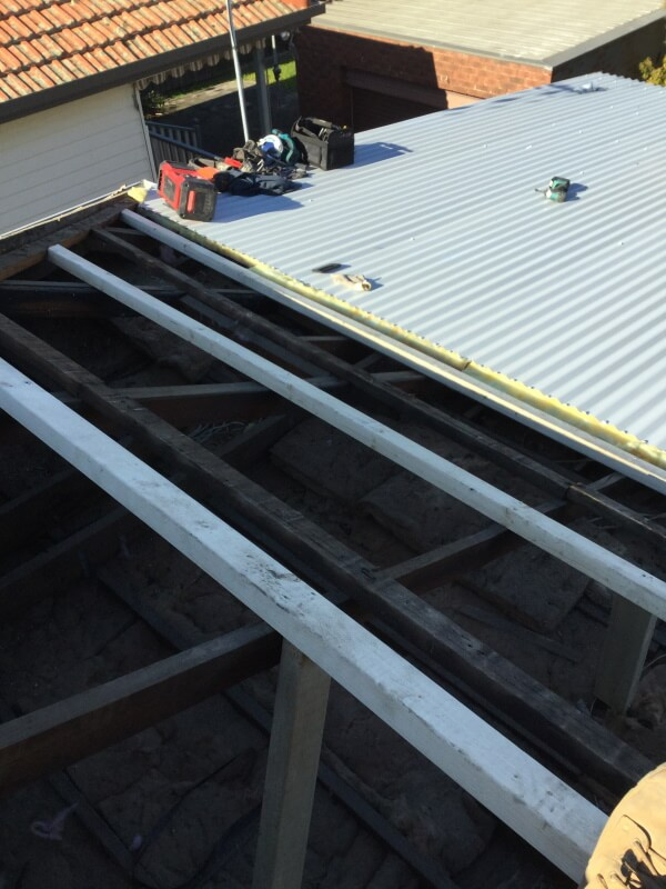 Thornbury roof repairs