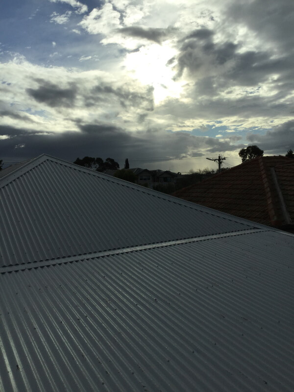 Completed Roof replacement Thornbury