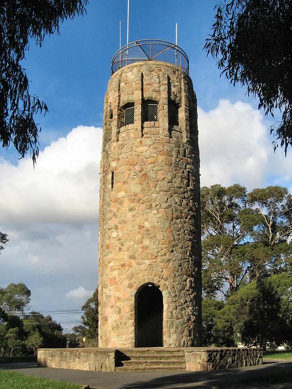 Beckett Park Observation Tower